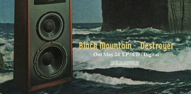 BLACK MOUNTAIN 'Destroyer' Due In May [New Video]; Stoned & Dusted + Psycho Las Vegas